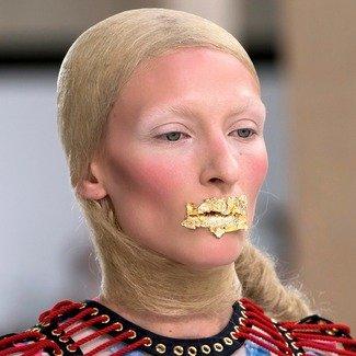 Makijaże, które straszą